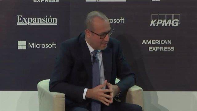 CEO de BBVA, Onur Genç, en XI Encuentro Financiero Expansión-KPMG