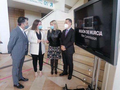 La Comunidad Autónoma destina 300.000 euros para constituir este año la Film Commission Región de Murcia