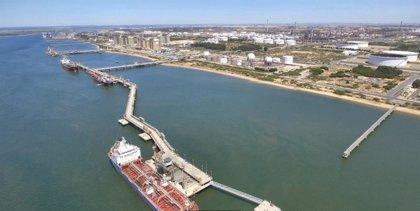 Puertos.- El puerto de Huelva mueve 2,3 millones de toneladas en septiembre y un acumulado de 23,1 millones