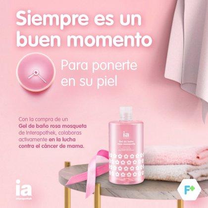 Grupo Hefame promueve una campaña para concienciar sobre la detección precoz y recaudar fondos contra el cáncer de mama