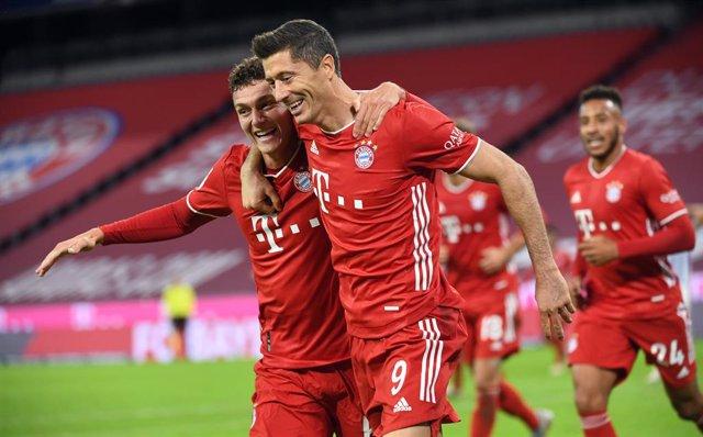 Fútbol/Champions.- El todopoderoso Bayern, muro a batir por el Atlético en el Gr
