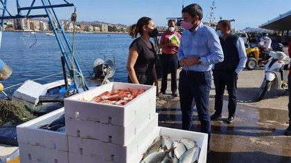 El Gobierno regional inicia las reuniones de trabajo para crear la Reserva Marina de Cabo Cope