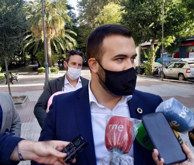 El alcalde de Cáceres, Luis Salaya, advierte del repunte de contagios esta semana tras el Puente del Pilar