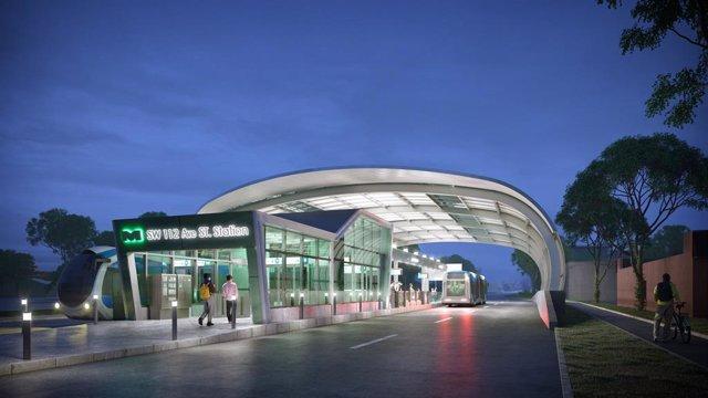 Economía/Empresas.- OHL se adjudica un contrato de infraestructuras de transport