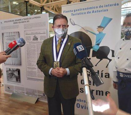 """El alcalde advierte de que cerrar Oviedo sería """"la debacle total"""""""