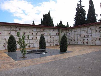 Más medidas de seguridad en el cementerio de Logroño en el 1 de noviembre, para el que se piden visitas escalonadas
