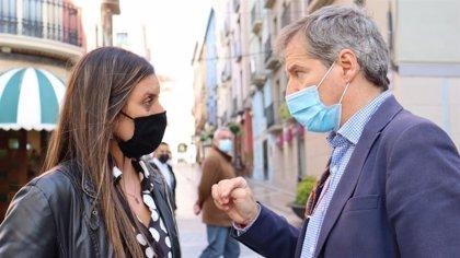 """Pérez (Cs): """"Debemos apostar por grandes proyectos de futuro para Huesca y presupuestos que combatan despoblación"""""""