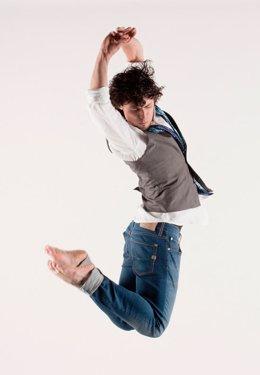 El bailaor Jesús Carmona, nou Premi Nacional de Dansa del Ministeri de Cultura espanyo. (Vertical)