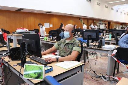 Unos 110 rastreadores militares de la Brigada de Canarias realizan vigilancia epidemiológica en las islas