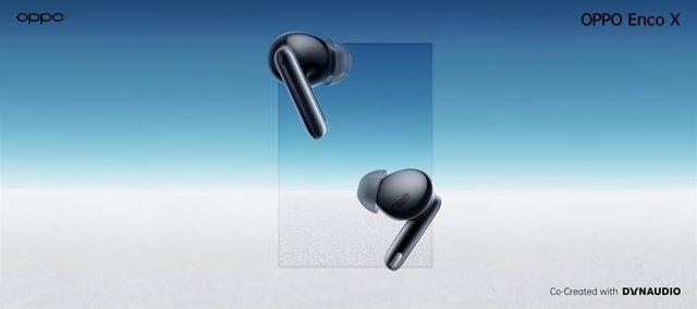 OPPO presenta sus nuevo auriculares inalámbricos Enco X True, el 'smartwatch' Wa
