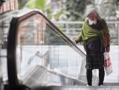 'No tener casa mata', lema de la campaña por el Día de las Personas sin Hogar