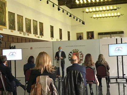 Azcón elogia el trabajo de la asociación AMAC-GEMA por su labor como entidad de utilidad pública