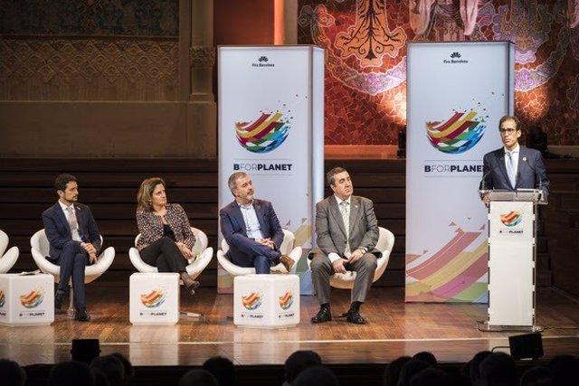 Fira.- BForPlanet-Live abordará el compromiso empresarial con el desarrollo sost