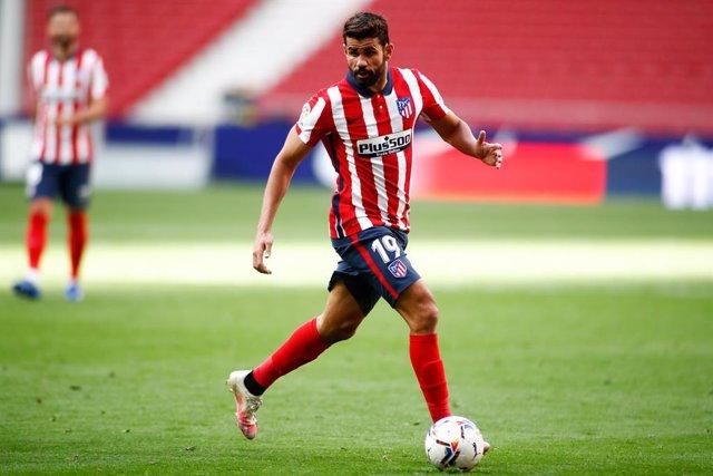 Fútbol.- Diego Costa sufre una lesión muscular y no jugará ante el Bayern