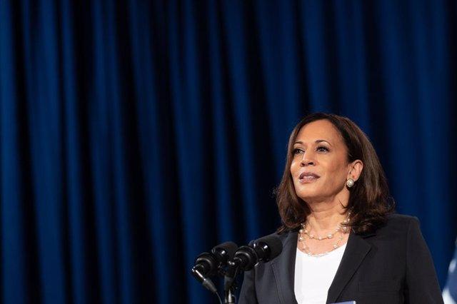 EEUU.- Kamala Harris reanuda su campaña electoral tras una pausa por varios posi