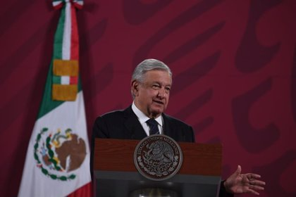 """México.- López Obrador aboga por que si el exministro de Defensa Salvador Cienfuegos es culpable """"se le castigue"""""""