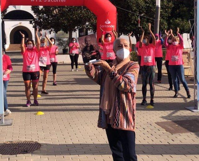 [Sevilla] Np Carrera De La Mujer En El Alamillo