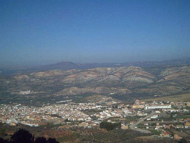 El municipio de Cuevas de San Marcos (Málaga)