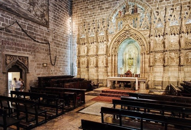 València celebra el segundo año jubilar del Santo Cáliz