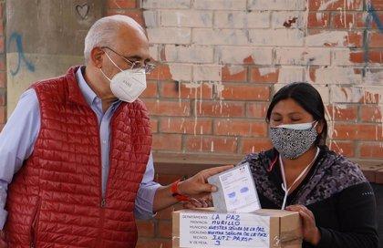 Arce se impone en primera vuelta en Bolivia y devuelve al MAS al poder