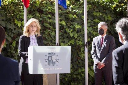 """Marlaska agradece a Lesmes la """"deferencia de permitir"""" el fichaje de su nueva directora de Gabinete"""
