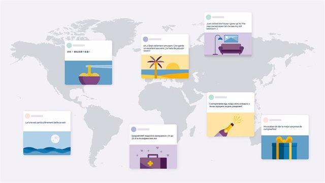 Facebook crea un modelo de traducción para 100 idiomas que no requiere el inglés