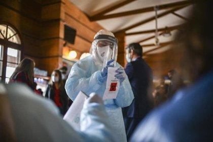 Chile suma 1.545 casos de coronavirus ante el fuerte repunte de los contagios en La Araucanía
