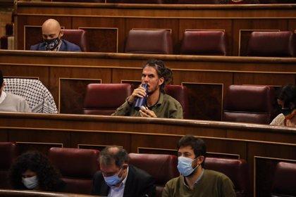 El Supremo espera mañana al número 3 de Podemos, Alberto Rodríguez, para interrogarle por incidentes en una protesta
