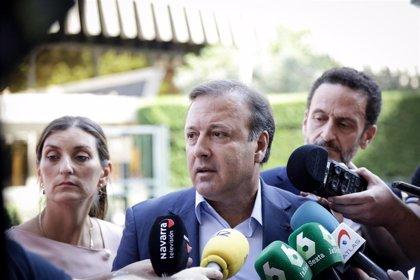 """Arrimadas afirma que en Ciudadanos están """"devastados"""" por la muerte de Mesquida, """"un amigo leal y un hombre de Estado"""""""