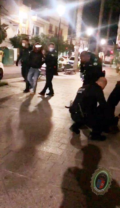 Sucesos.- Detenido en El Viso un varón fugado del Centro de Inserción Social de Sevilla I