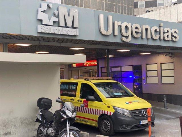 Urgencias del Hospital de La Paz