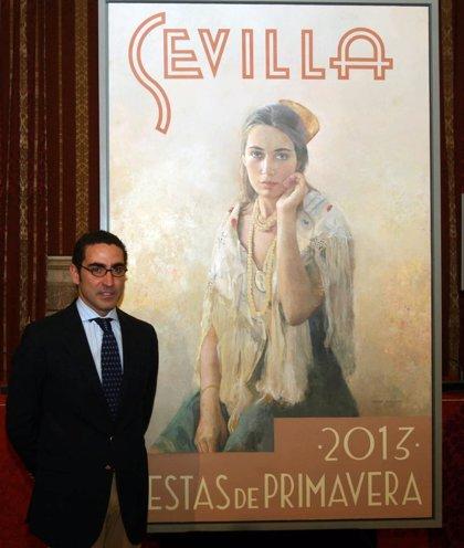 El Consejo de Hermandades designa al pintor Chema Rodríguez cartelista de la Semana Santa de Sevilla 2021