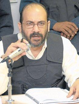 El exparamilitar Rodrigo Tovar Pupo, alias 'Jorge 40'.