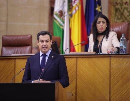 Moreno abre este martes con su intervención en el Parlamento su primer Debate sobre el estado de la Comunidad