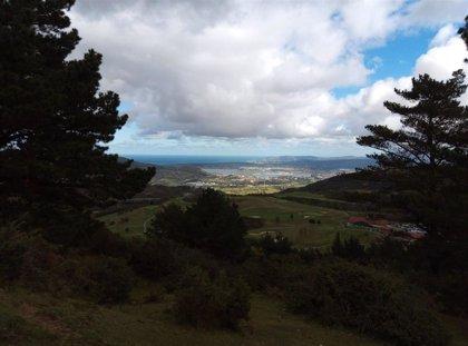 El viento del sur hará subir las temperaturas este martes en Euskadi