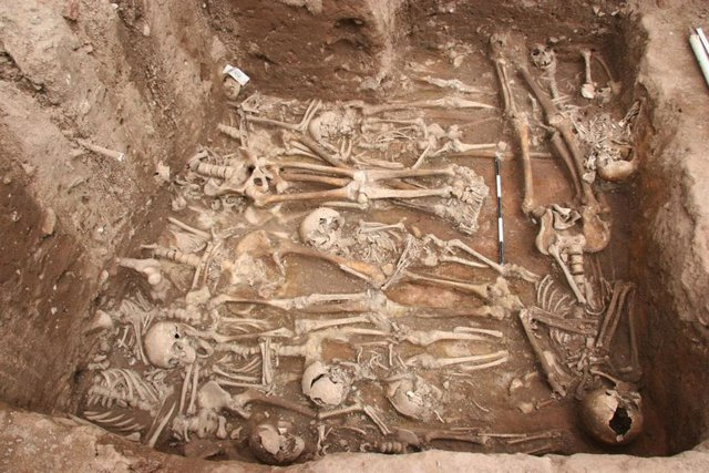 Los científicos encuentran que los brotes de peste medieval se aceleraron en 300