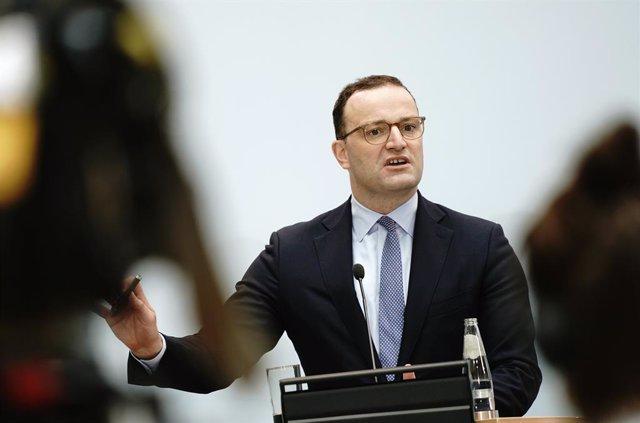 Coronavirus.- Alemania registra la segunda cifra más alta en el balance de coron