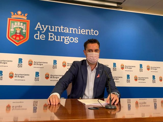 De la Rosa anuncia el confinamiento de Burgos que va a decretar la Junta.