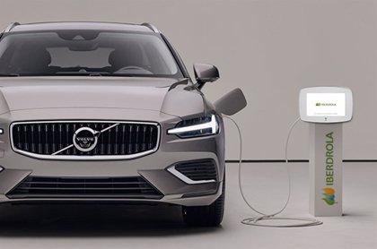 Volvo Cars e Iberdrola llegan a un acuerdo para impulsar la movilidad sostenible en España