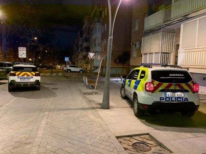 Detenido un hombre acusado de un presunto delito de violencia de género en Alcorcón