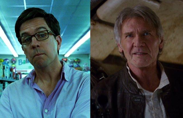 Harrison Ford y Ed Helms juntos en una nueva comedia de naufragios