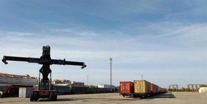 Renfe Mercancías pone en marcha a partir de este jueves cuatro trenes semanales más entre Mérida y Madrid