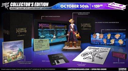 Monkey Island celebra su 30 aniversario con una colección especial para PC de sus cinco títulos