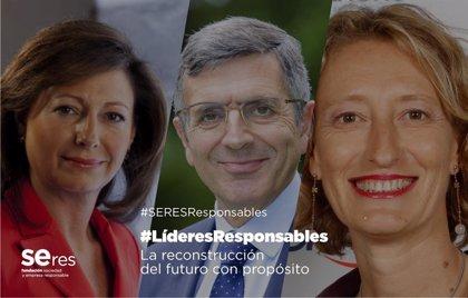 Danone y Fujitsu piden dar respuesta a problemas sociales y apoyar a pymes en #LíderesResponsables de Fundación SERES