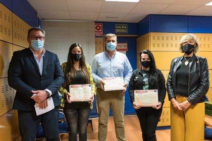 Entregados los premios del concurso de proyectos de FP de emprendimiento 2018-2019