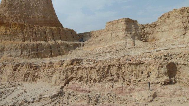 Datan la actividad de los ríos pérdidos del inhóspito desierto de Thar