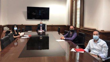 Santander inicia los trámites para elaborar un Plan de Empleo Municipal