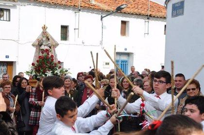 Declaradas como Bien de Interés Cultural la Danza y las Fiestas de San Blas de Garbayuela (Badajoz)