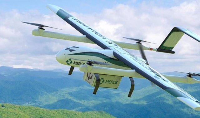 Un servicio de drones autónomos repartirá medicinas a zonas rurales de Estados U