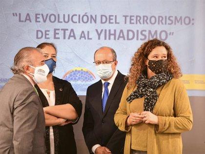 """Presidenta de la AVT dice que la verdad de las víctimas del terrorismo es """"la única que vale para construir el relato"""""""
